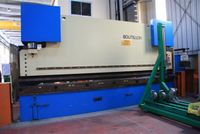 CNC 4 AXES PRESS BRAKE BOUTILLON 400 T / 6000
