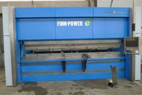CNC 6 AXES PRESS BRAKE SAFAN FINN POWER 200 T / 4000