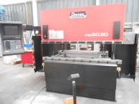 BENDING PRESS CNC 3 AXES AMADA 50 T X 2000