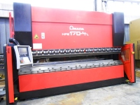 PRESS BRAKE CNC 7 AXES AMADA HFE 170-4L