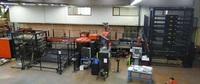 CNC PUNCHING LINE AMADA VIPROS Z 3510