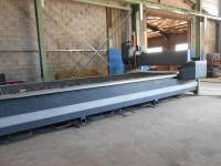 PLASMA CUTTING TABLE HPM STEEL MAX