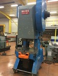 MECHANICAL PRESS BLISS C80 80T