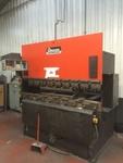 CNC PRESS BRAKE 2 AXIS AMADA ITS 50 T / 2000