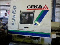 PUNCHING LINE OF ANGLES GEKA ALPS 150