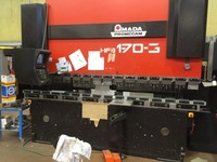 PRESS BRAKE AMADA HFBO 170 T / 3100