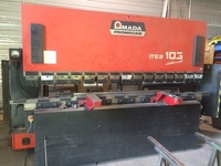 PRESS BRAKE AMADA PROMECAM ITS2 100 T / 3100