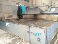 WATERJET CUTTING MACHINE FLOW MACH4 3020 3000x 2000