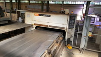 LASER CUTTING MAZAK STX 510 MARK II 2500W