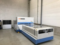 LASER CUTTING MAZAK SPACE GEAR MARK II - 2500W