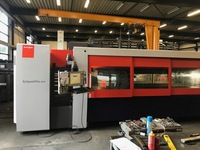 LASER CUTTING BYSTRONIC BYSPEED PRO 3015 6000 W
